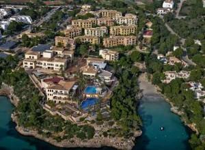Il Club Robinson nella Cala Ferrera (Mallorca)