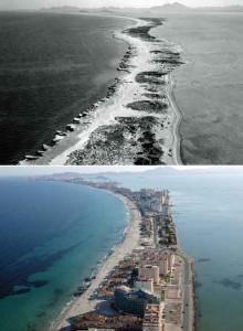 La Manga del Mar Menor (Murcia)