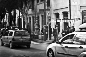 Stampaxi mob II - Foto di Fabio Costantino Macis
