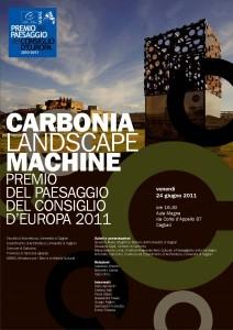 carbonia landscape machine