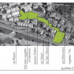 Riprendiamoci il quartiere 12  Nuoro - Cartina Ugolio