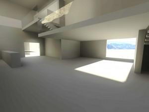 Interno hall pianoterra