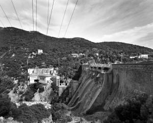 Davide Virdis_01_TulaOschiri. diga Muzzone sul Coghinas, febbraio 2011