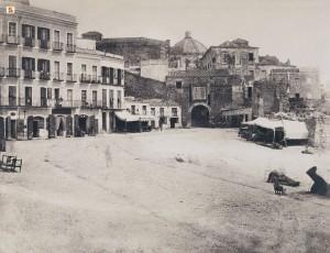 Delessert, Cagliari, Porta Stampace (1854)