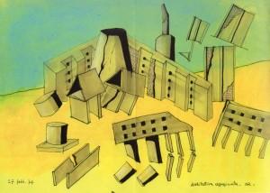 """""""Architettura Assassinata""""  di Aldo Rossi"""