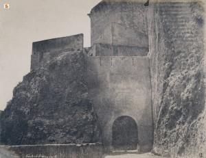 Delessert_Cagliari, porta di nord-est_1854