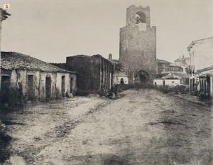 Delessert_Oristano, Torre di San Cristoforo, 1854
