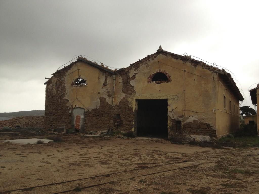 strutture abbandonate