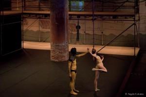 Corderie: Performance di danza