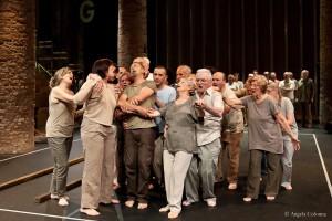 Corderie. Danza: Appunti per il Vangelo secondo Matteo – Crocifissione