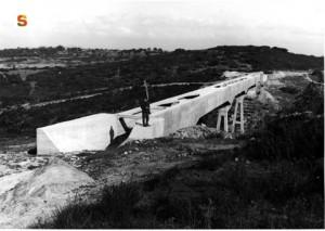 19___Lavori di costruzione della diga sul Liscia