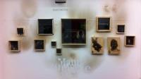 Opere realizzate con tecnica occulta, galleria Neurotitan di Berlino  - copyright Manu Invisible