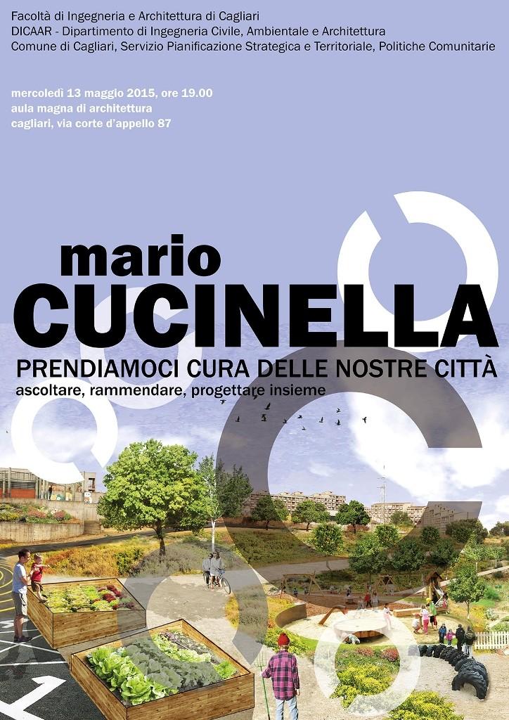 Locandina Cucinella a Cagliari