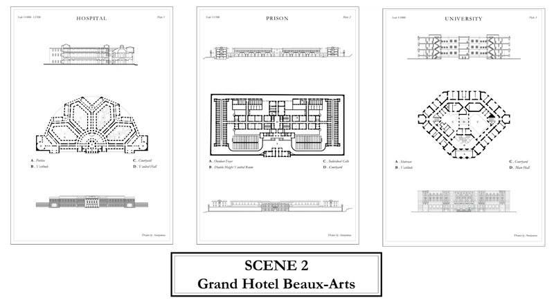 GRAND HOTEL - SCENE 2