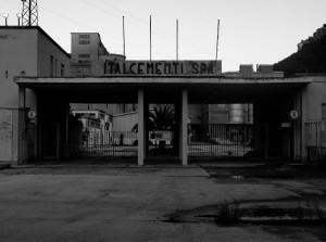 Ex cementificio di Scala di Giocca - novembre 2015