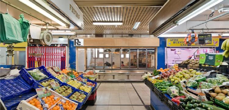 Coworking all'interno del mercato di San Fernando.  Fonte: goo.gl/tg87fo