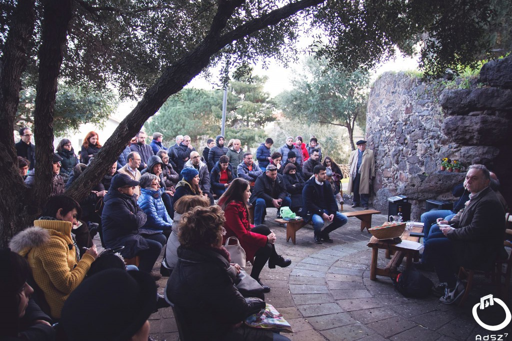 Festival Ananti de Sa Ziminera, bauladu - foto di Francesca Marchi | www.francescamarchi.com
