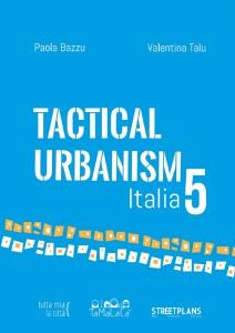 1. Copertina della guida Tactical  Urbanism Italia 5